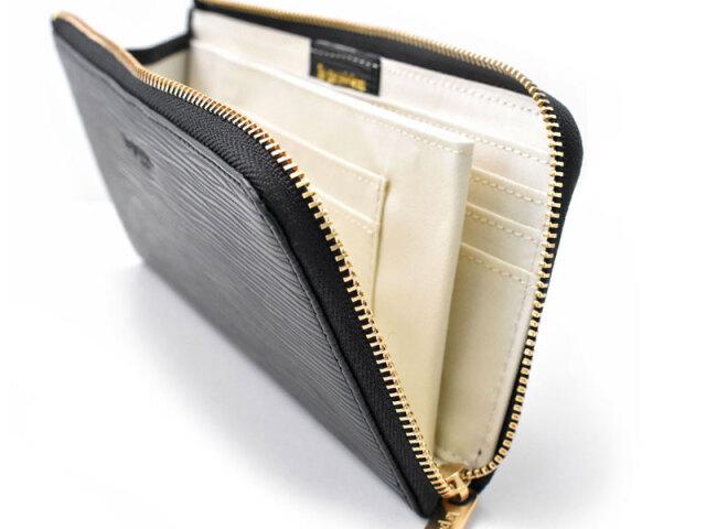 Refined(リファイン)L字ファスナー長財布 「ル・プレリーギンザ」 NPL5211 商品特徴