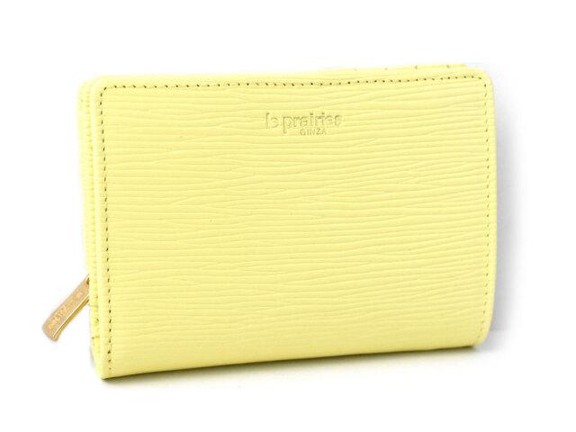 Refined(リファイン)二つ折り財布 (小銭入あり)「ル・プレリーギンザ」 NPL5312 商品特徴