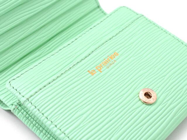Refined(リファイン)二つ折り財布 (小銭入あり)「ル・プレリーギンザ」 NPL5410 商品特徴