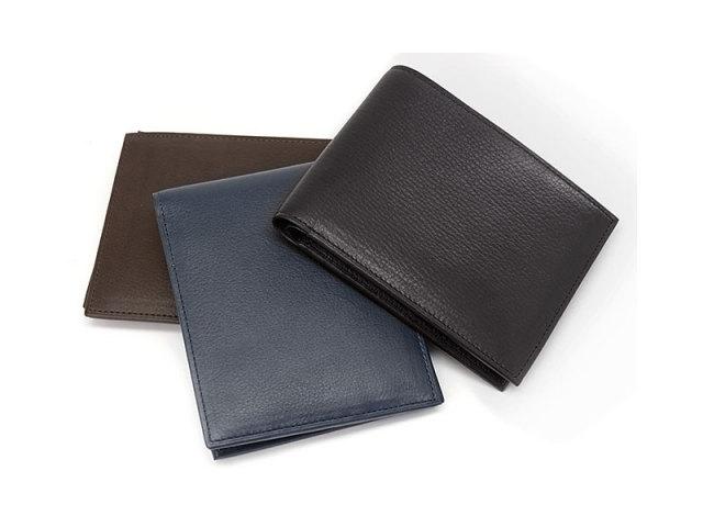 Kip classic(キップクラシック)  二つ折り財布(小銭入れなし)  「プレリーギンザ」 NPM2222 イメージ画像