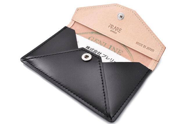 コードバン スマートコンパクト カードケース 「プレリーギンザ」 NPM7315 商品特徴