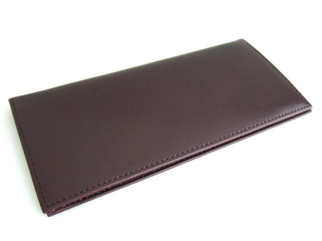 Victoria(ビクトリア) 長財布(小銭入れあり) 「プレリーギンザ」 NPT5019 ダークブラウン 正面