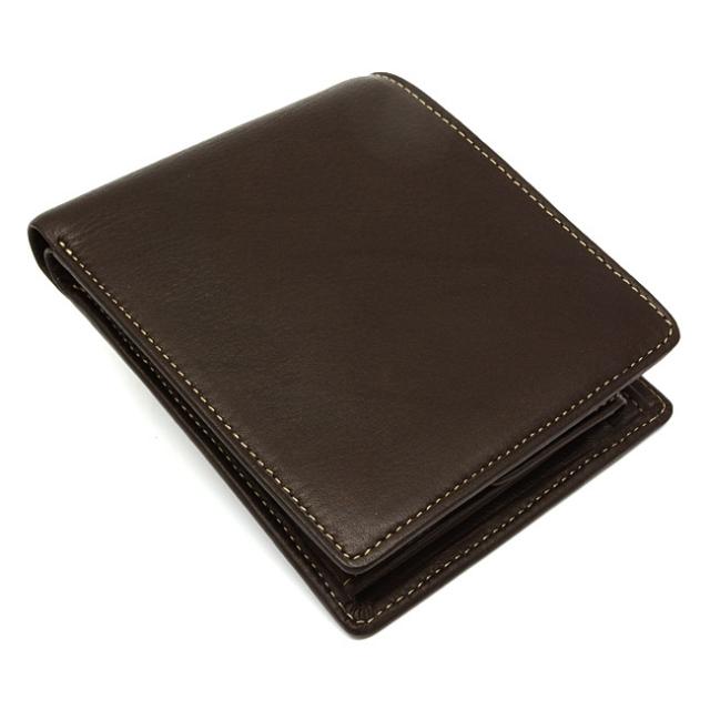 BABY SKIN KIP 二つ折り財布(小銭入れあり)「プレリー1957」 NP19113