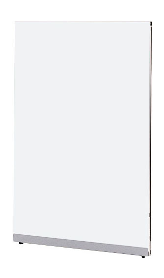 内田洋行 E3パネル E3-1708SC 幅800mm×高さ1725mm ソリッドカラー塗装