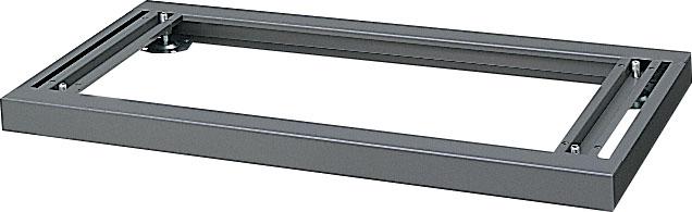内田洋行 幅木 標準ベース(ダブル) B-900(C) 幅900mm×奥450mm×高50mm