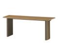 内田洋行 役員用家具 EDファニチュア SEシリーズ サイドテーブル W1800×D600×H695mm