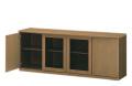 内田洋行 役員用家具 EDファニチュア SEシリーズ サイドボード W1800×D500×H700mm