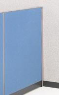 内田洋行 ジャストパネル用 分割壁面スタート金具 JUST H1925用