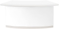 内田洋行 VISIT-standard ローカウンター SLRA45D7 外大アールコーナー/LRA型 W1530×D700×H700mm