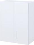 内田洋行 ハイパーストレージ スタンダードタイプ 両開き書庫 HS800 T-12U(C) 4段 上置用 W800×D450×H1200