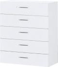 内田洋行 ハイパーストレージ スタンダードタイプ ラテラルキャビネット(一括施錠) HS LC-10(C) 5段 W900×D450×H1050