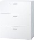 内田洋行 BEストレージ ラテラル書庫 LA-10(C) 3段 W900×D450×H1050