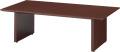 内田洋行 役員用家具 EDファニチュア MWシリーズ 応接テーブル W1400×D700×H450mm