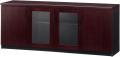 内田洋行 役員用家具 EDファニチュア SUシリーズ サイドボード(開き戸) W1772×D450×H705mm