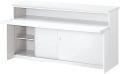 内田洋行 VISIT-standard インフォメーションカウンター HCST-09 棚付引戸インフォメーションタイプ/ST型 W900×D853×H950mm
