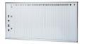 生興 STアルミ枠ボード HB-36SMW 月行事予定表 スチールホワイトボード 幅1810×高910mm