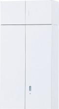内田洋行 ハイパーストレージ ランマキャビネット 両開きタイプ HS RT-03(C) W900×D450×H300(250)mm