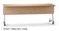 アイコ STKP-1860(M1) スタッキングテーブル(塗装脚パネル付きタイプ) 幅1800mm×奥行600mm×高さ700mm