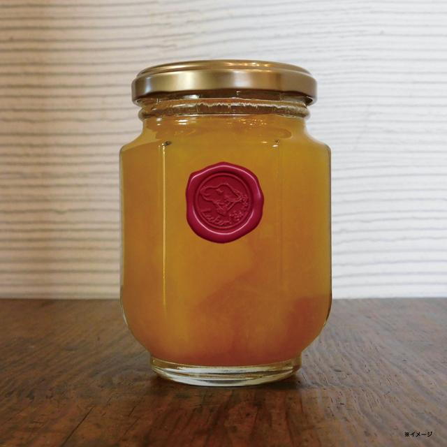 【尾道産】旬の黄桃と完熟レモンのジャム「O0010」