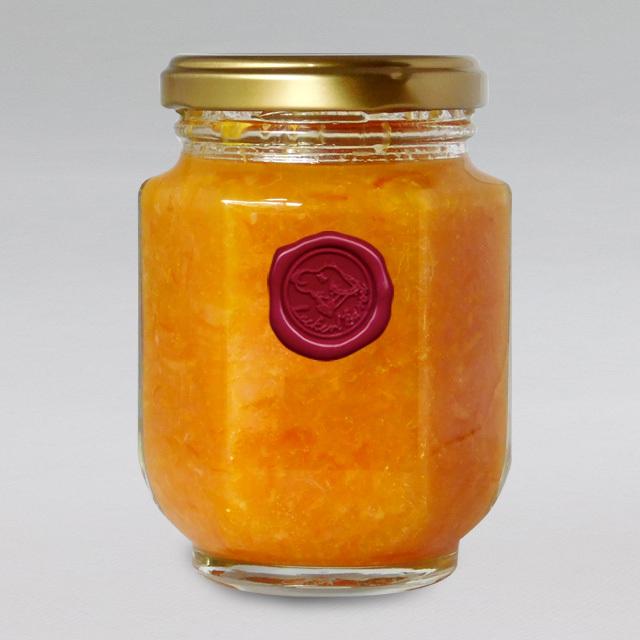 ★季節・数量限定★【尾道産】タロッコ(ブラッドオレンジ)と完熟レモンのジャム