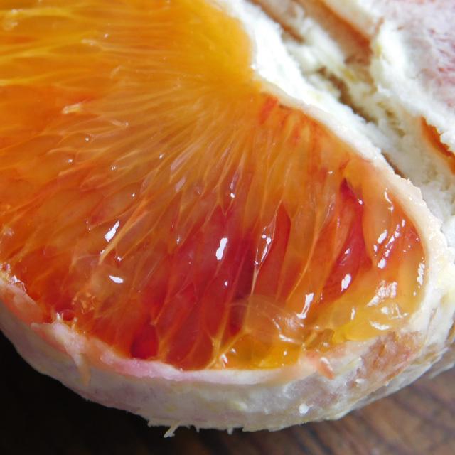レッカーバロンの尾道産ブラッドオレンジ タロッコのジャム