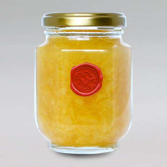 ★プレミアム・数量限定★【尾道産】旬の弓削瓢柑と完熟レモンのジャム「M0001」