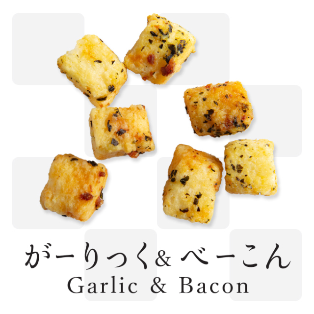 Garlic&Bacon