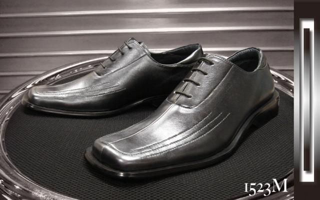 legata 靴 メンズ靴 スクウェアトウ