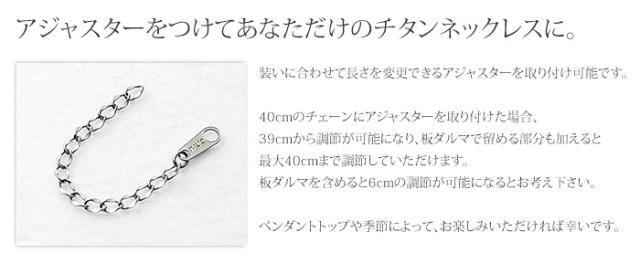 【チタンアクセサリー レジエ】星座、イニシャル、ナンバーから選べるオリジナルネックレス