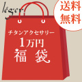 【送料無料】2017年福袋 チタンアクセサリー レジエ