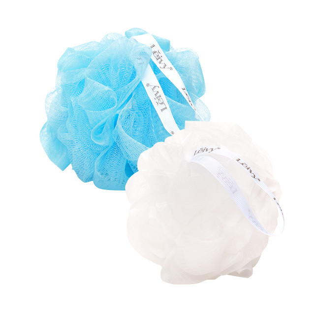 レイヴィーオリジナルボディウォッシュネットはふわふわの泡を簡単に作ります。