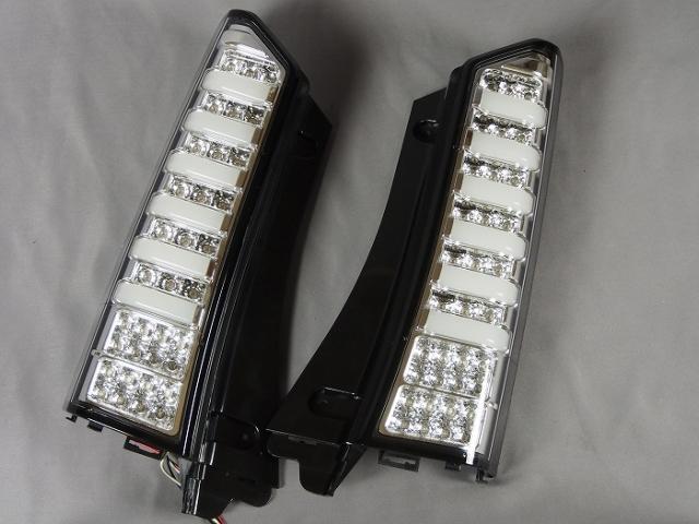 【ホンダ】【N-BOX】 JF1・JF2(H23.12~) LEDテールランプ クローム