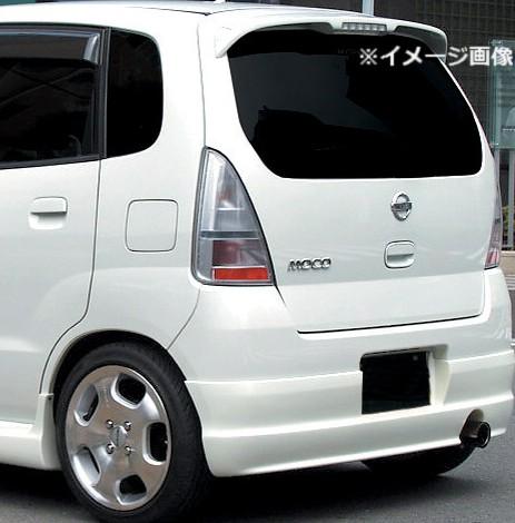 【塗装済】モコ・MG21S リアハーフスポイラー LYSシリーズ