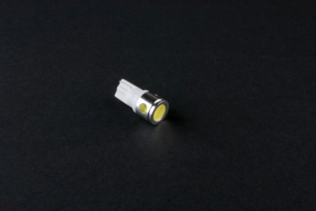 【汎用品】高性能LEDバルブ Jタイプ ホワイト  2個セット【メール便可】