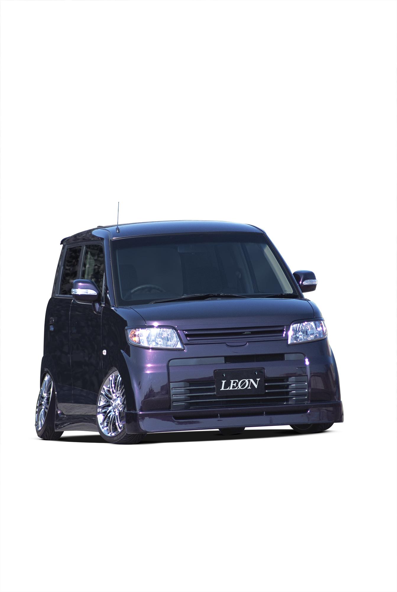 ゼストスポーツ JE1/JE2(フォグランプ無し車) フロントスポイラー LYSシリーズ