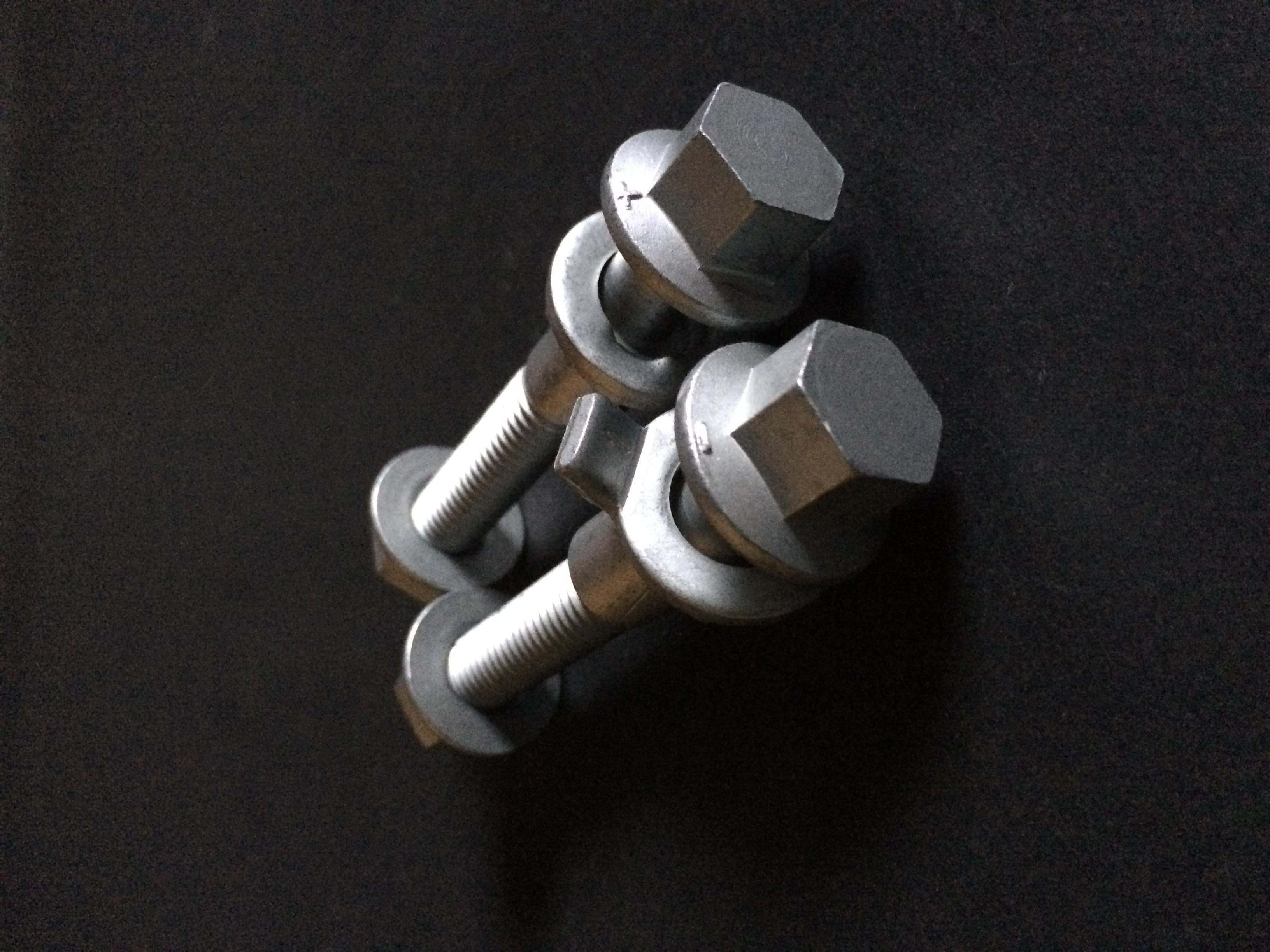 【汎用品】 キャンバー補正ボルト 12mm 2本1セット