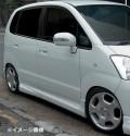 【塗装済】MRワゴン・MF21S(後期) サイドステップ LYSシリーズ