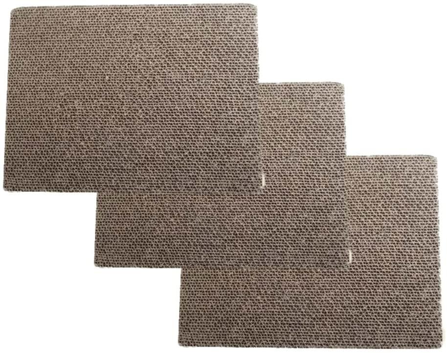レオパルドハウスキャットタワー共通 専用爪とぎシート3枚セット