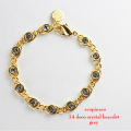 acopinaco 14 deco crystal bracelet デコ クリスタル ビジュー ブレスレット アコピナコ