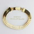 acopinaco 19 グラム ブレスレット ゴールド,アコピナコ GLAM Bracelet Gold,パーティ アクセサリー