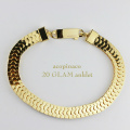 acopinaco 20 グラム アンクレット ゴールド,アコピナコ GLAM Anklet Gold,パーティ アクセサリー
