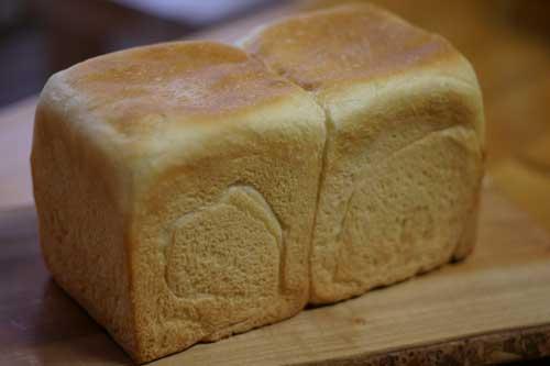天然酵母玄米食パン