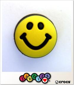 Jibbitz happy face jibbitzcolorye level6 crocs voltagebd Image collections