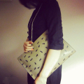 bpb ANT CLUTCH BAG instagram