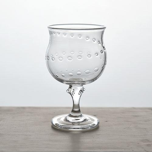 ワイングラス(らせん泡)/小林 亮二