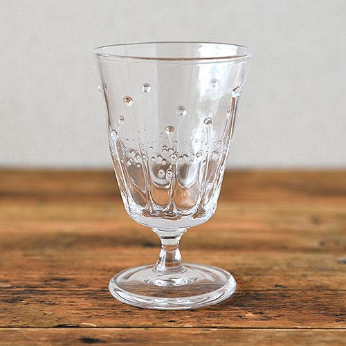 雫のワイングラス/小林 亮二