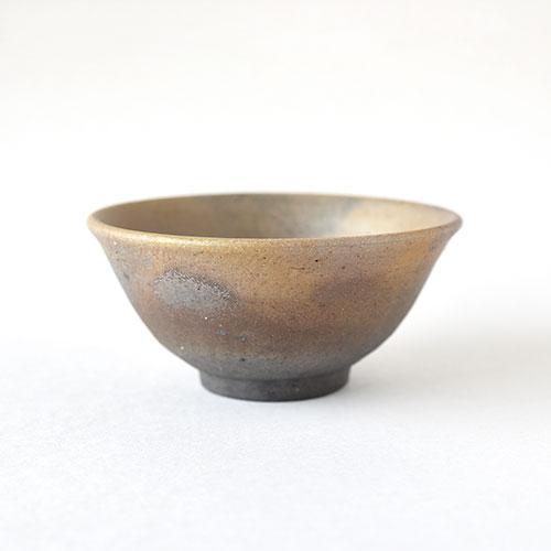 飯椀【陶器・焼き締め】/森永 淳俊