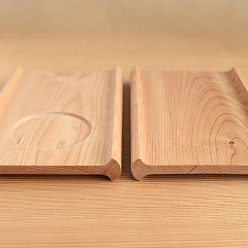 木製トレー・SENRO/スナオラボ
