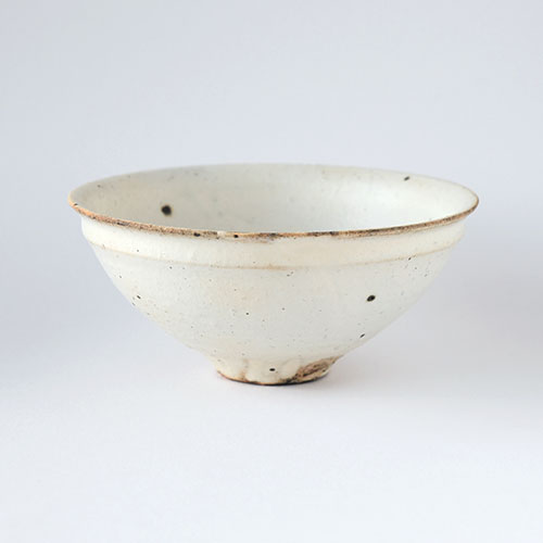 粉引 5寸取り鉢(リム)【陶器・粉引】/十河 隆史(T-POTTERY)