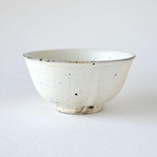 豆皿【陶器・粉引】/十河 隆史